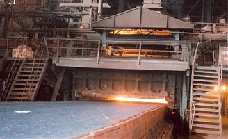 Steel Plant at Bokaro