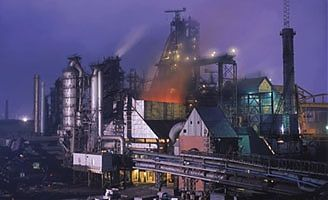 Pakistan Steel Plant